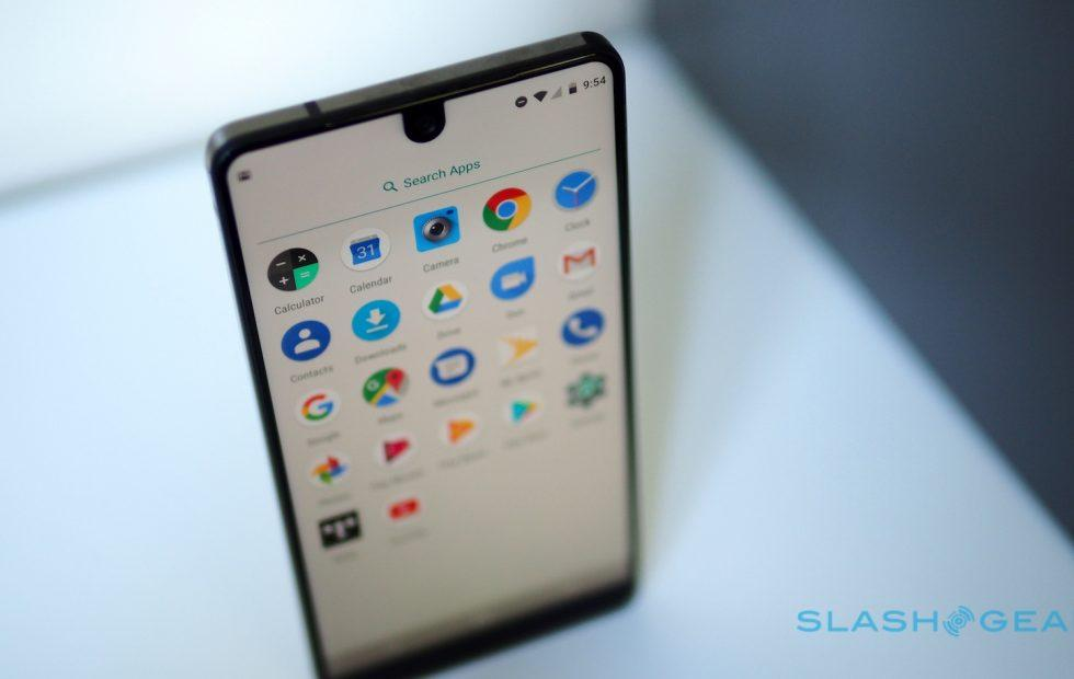 The Essential Phone is a huge work-in-progress