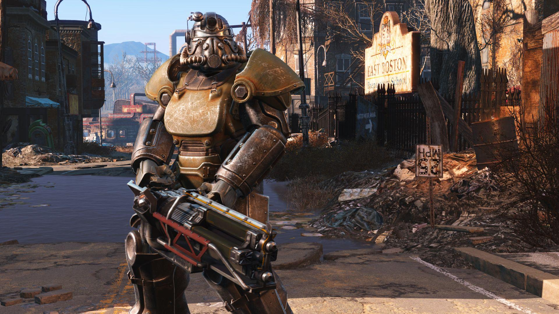 Fallout 4 Game of the Year Edition release date announced - SlashGear