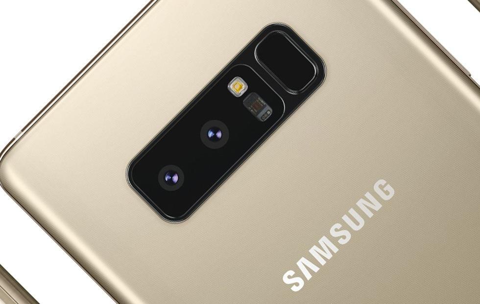 Galaxy Note 8 real renders leak: Looking kinda edgy