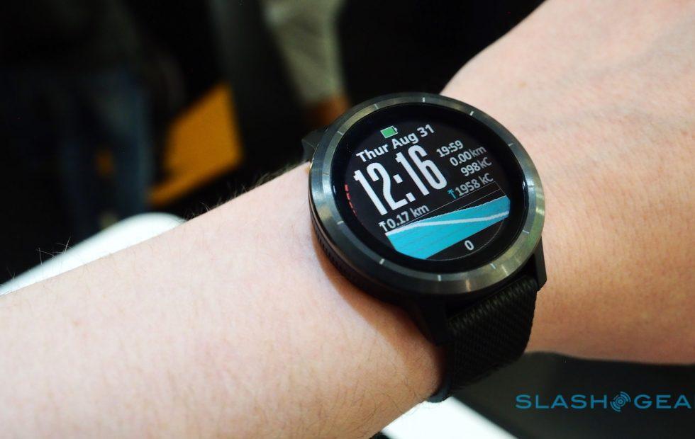 Garmin Vivoactive 3 debuts Garmin Pay in GPS fitness watch