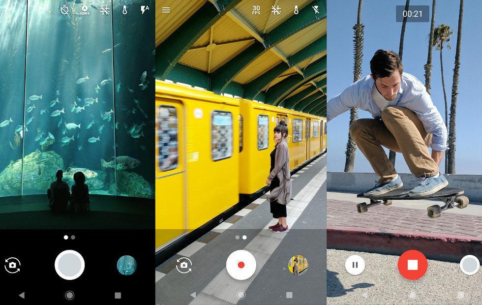 Google Camera gets selfie flash, tap to zoom [APK Download]