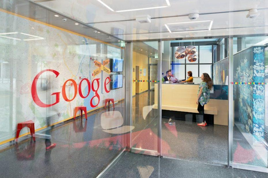 """Google just fired the """"anti-diversity"""" memo author"""