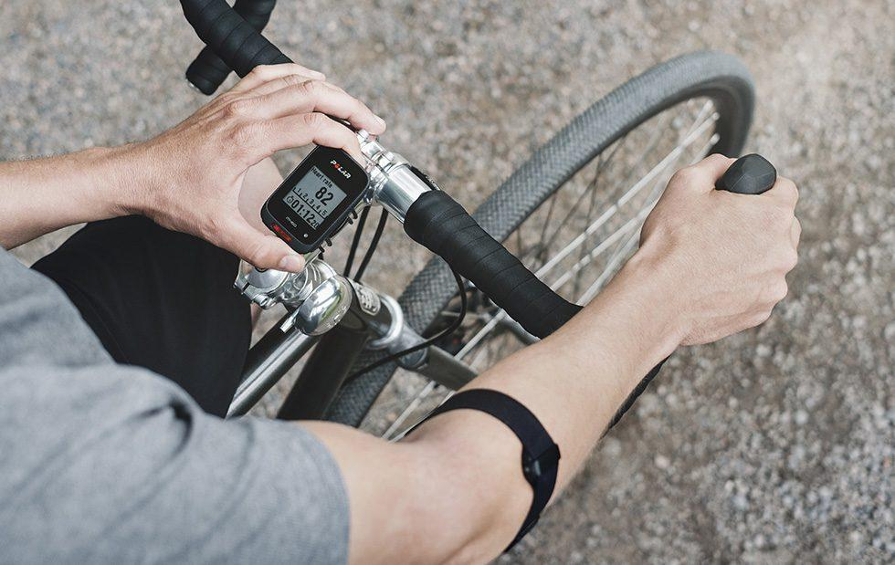 Polar OH1 optical heart rate sensor is for athletes who hate chest straps
