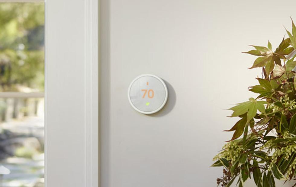 Nest Thermostat E is company's first under Alphabet