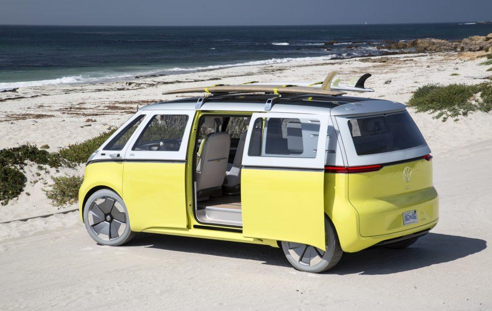 Vw S Electric Microbus Just Got Confirmed For Production