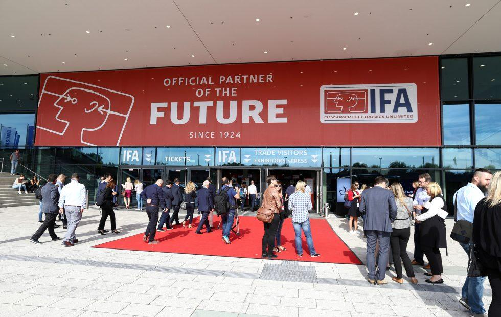 IFA 2017 is here, and it's more than just gadgets