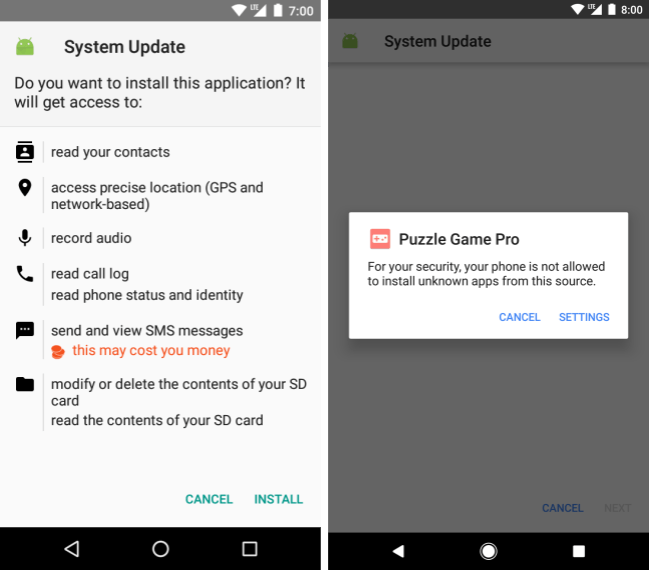 Android Oreo removes Allow Unknown Sources setting but don't panic