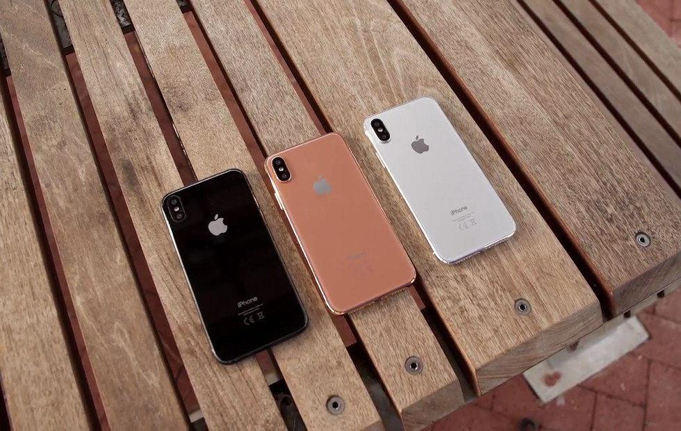 iPhone 8 'Blush Gold' tipped as name of leaked copper color