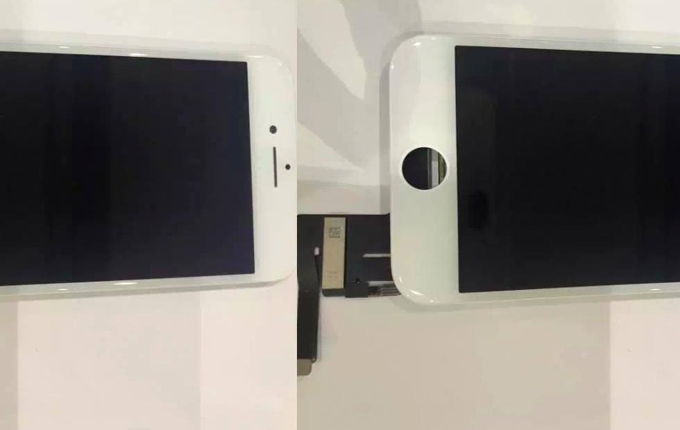 iPhone 7S leaked photo tips speaker boost