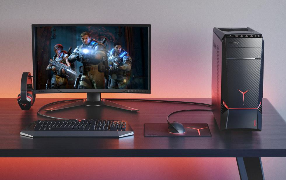 Lenovo's new gaming towers missed the 8th gen Intel Core train
