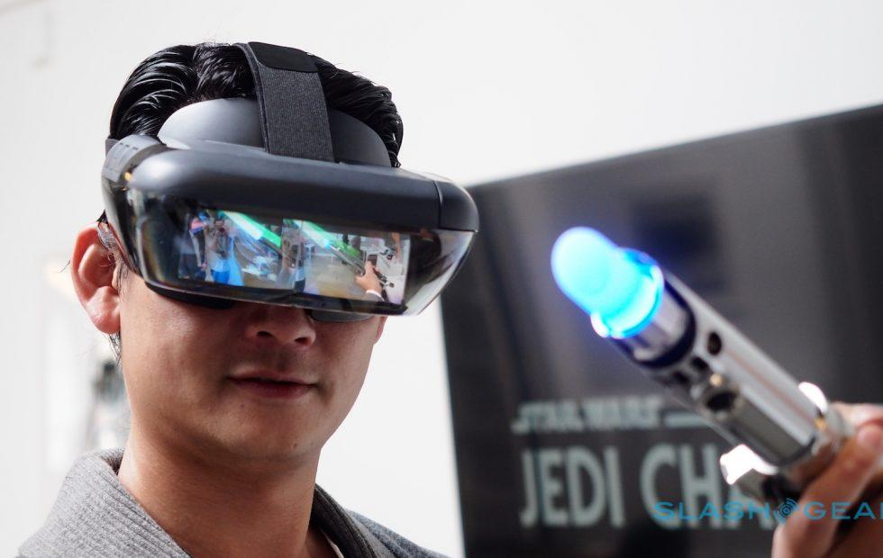 Star Wars: Jedi Challenges hands-on: Lightsaber meets AR
