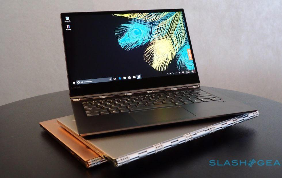 Lenovo Yoga 920 hands-on: Thunderbolt 3, 8th Gen Core i7, more