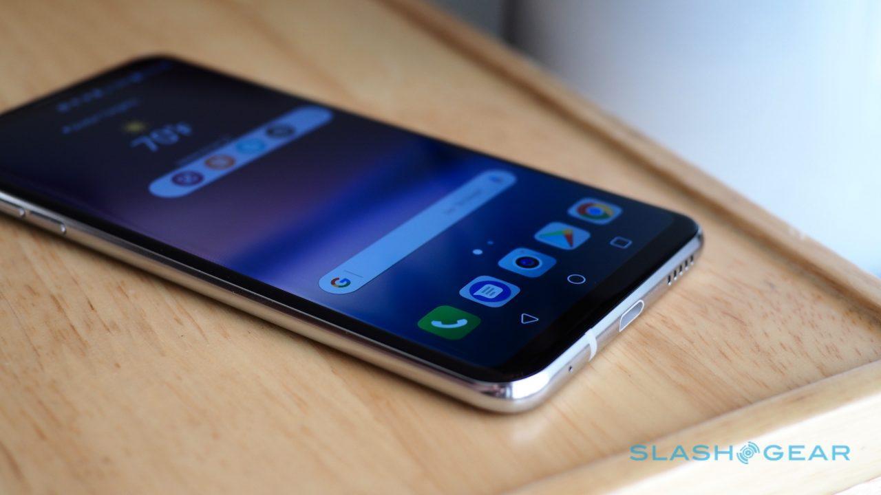 LG V30 hands-on - SlashGear
