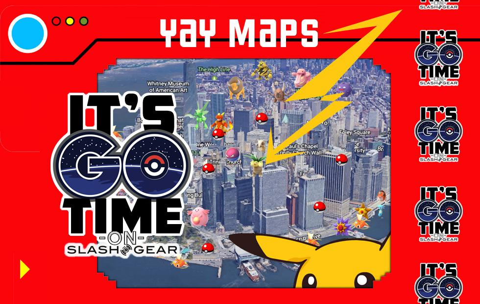 New Pokemon GO Maps / Trackers that work!