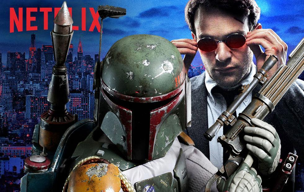 Disney Netflix pull first, Star Wars and Marvel next