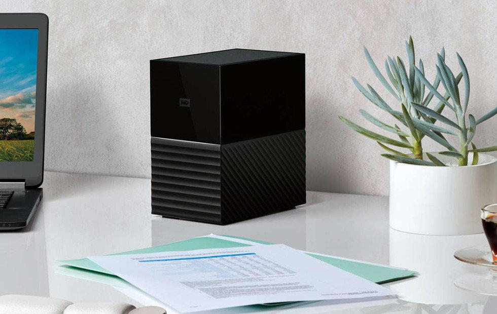 Western Digital My Book Duo offers space, speed, safety in a box