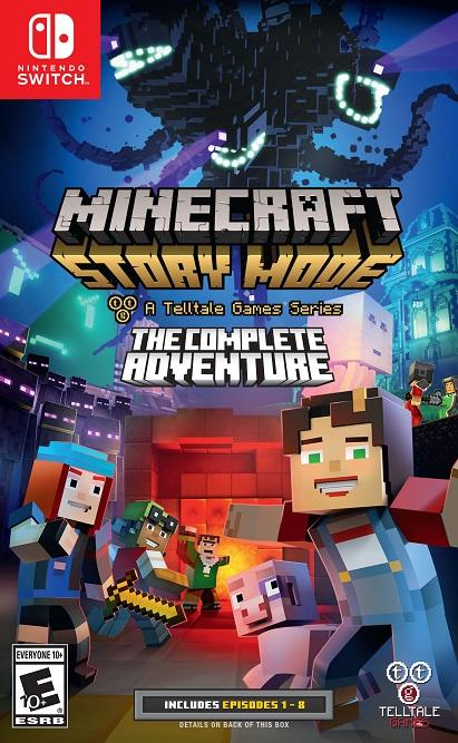Minecraft Story Mode Season 2 Episode 2 Arrives This Month
