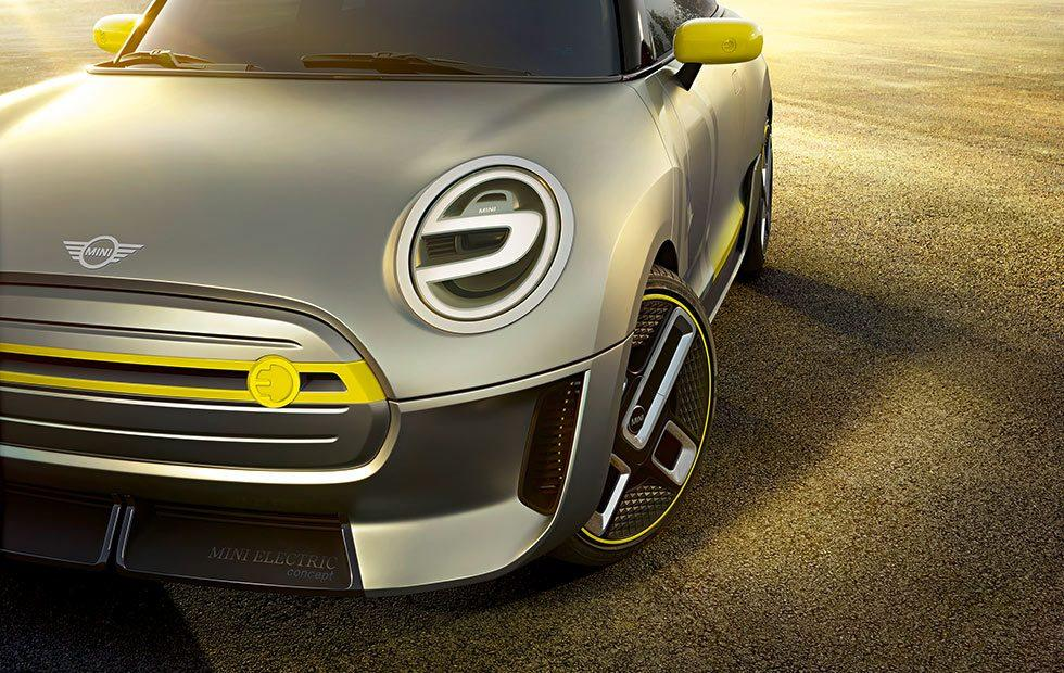 Mini Electric Concept is an all-electric ride with production model due in 2019