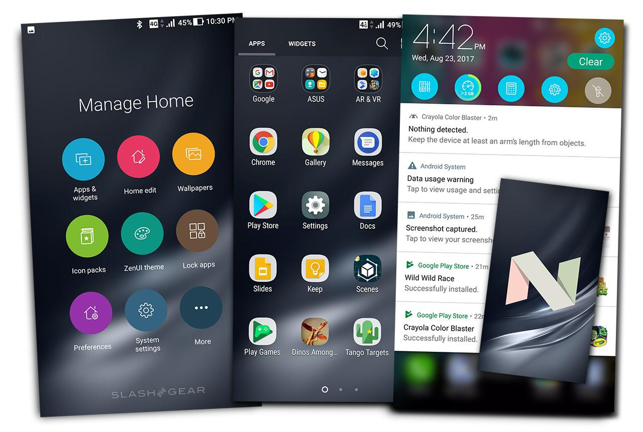 ASUS ZenFone AR Tango Phone Review - SlashGear
