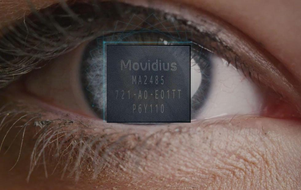 Movidius Myriad X VPU lets Intel see the mobile future