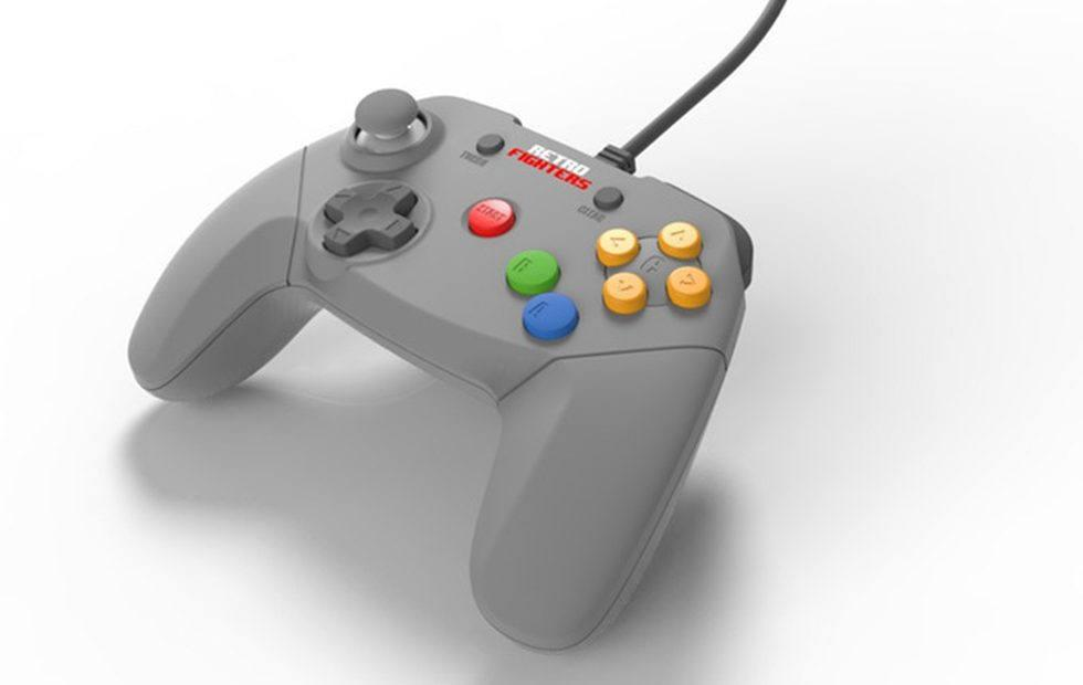Retro Fighters Nintendo 64 controller is for a new generation of fans