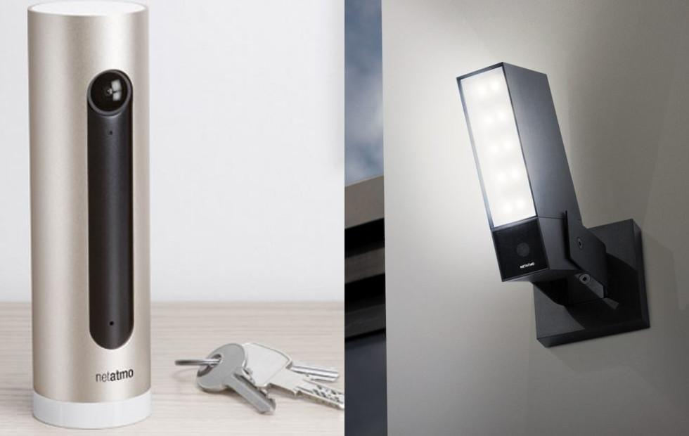 Netatmo Presence, Welcome security cameras get Apple HomeKit features