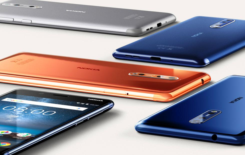 Nokia 8 release specs just dropped
