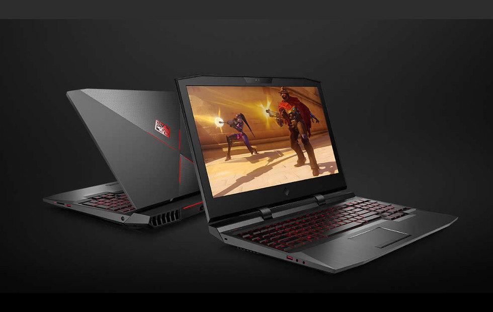 OMEN X Laptop is HP's first overclockable portable gaming rig