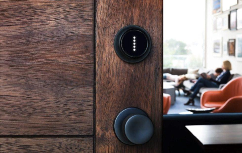 Otto is a gorgeous smart lock with an insane price tag