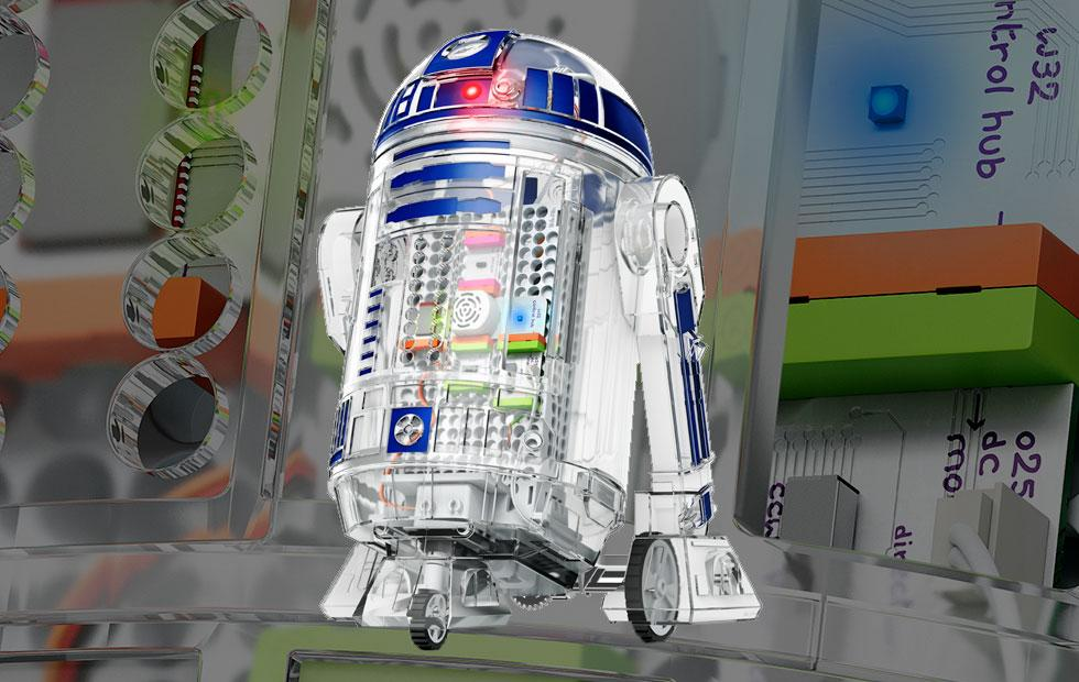 This Droid Inventor Kit is a Star Wars DIY dream come true