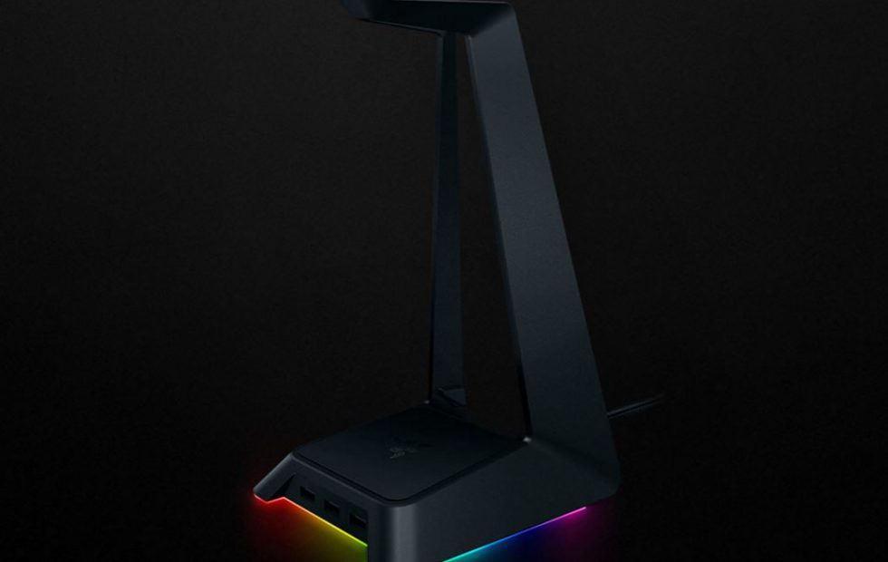 Razer Base Station Chroma: Because everything – EVERYTHING – needs LEDs
