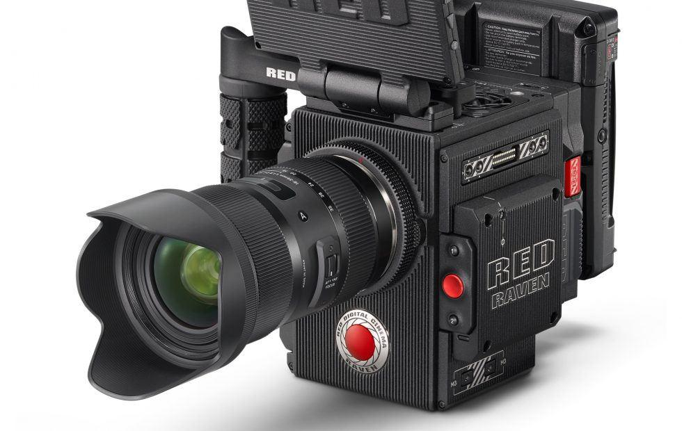 RED Raven camera kit is a 4.5K instant upgrade at the Apple Store