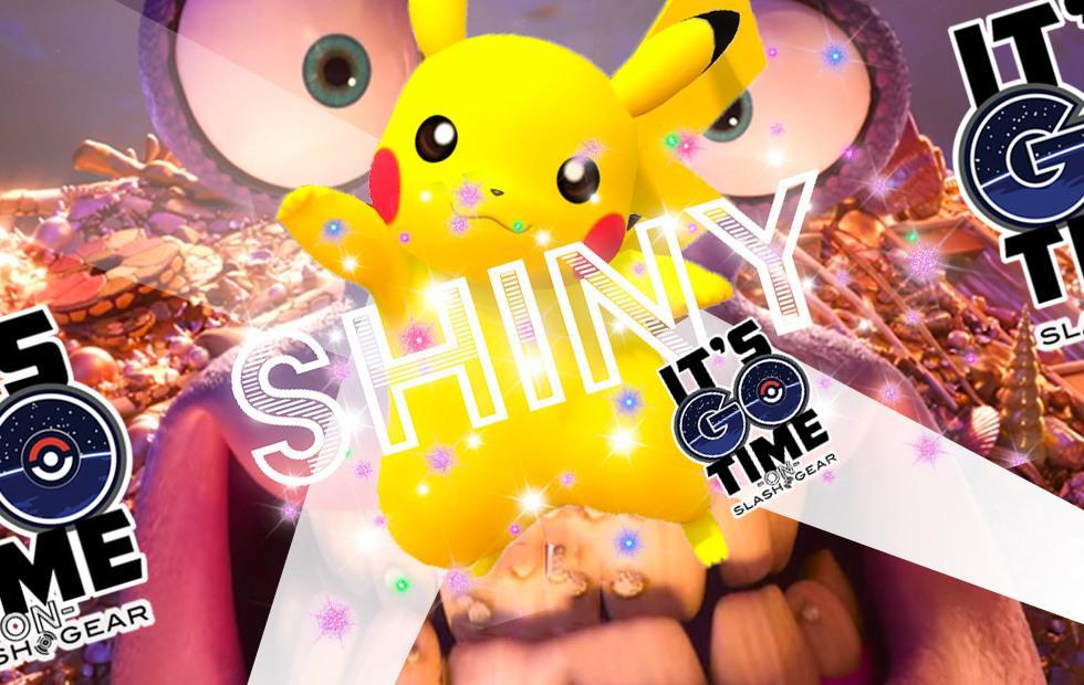 SHINY Pikachu in Pokemon GO confirmed!