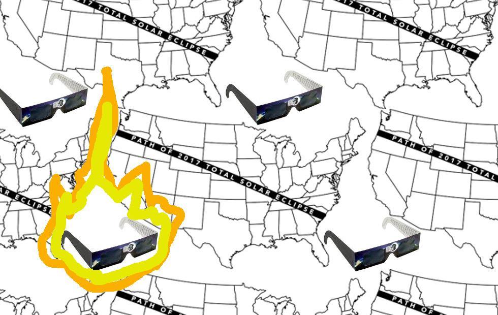 Solar Eclipse Glasses : the definitive SAFE list