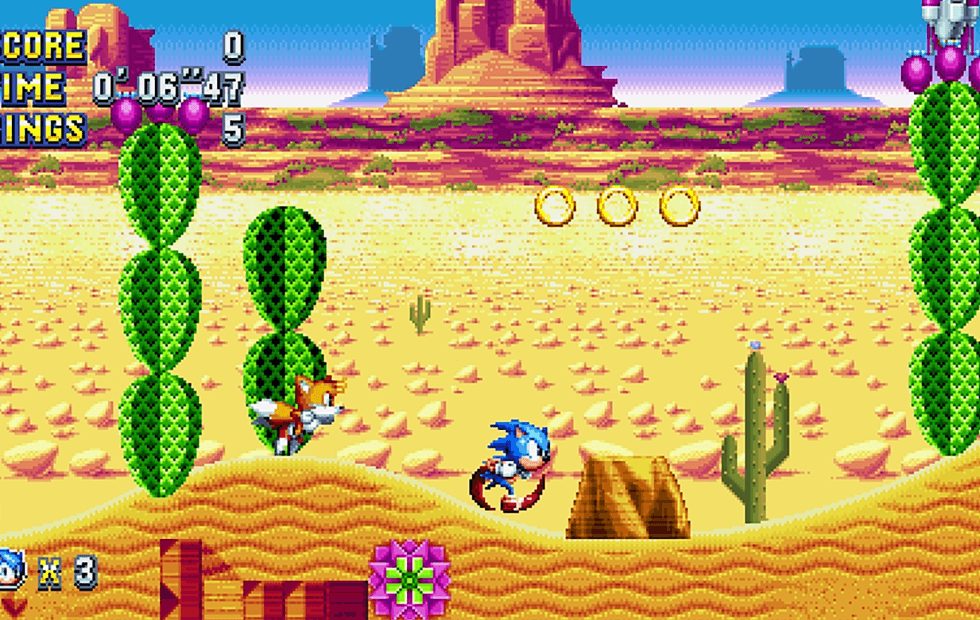 Sonic Mania: 5 reasons to love this classic reboot