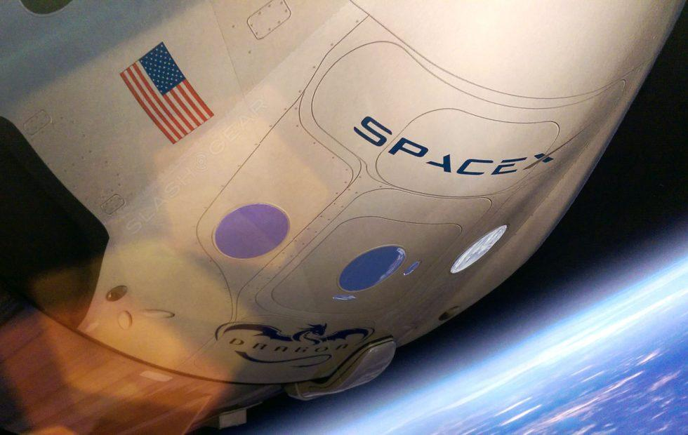SpaceX spacesuit revealed and it looks like a sci-fi movie prop