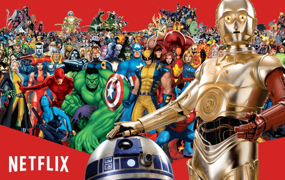 Netflix to Disney: wait, let's talk about Marvel and Star Wars