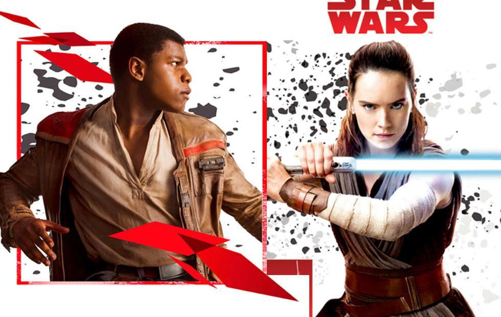 Star Wars TLJ Find the Force leaks all sorts of secrets