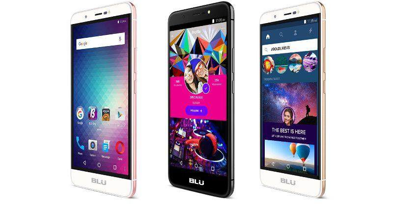 Blu phones return to Amazon after spyware concerns called 'false alarm'