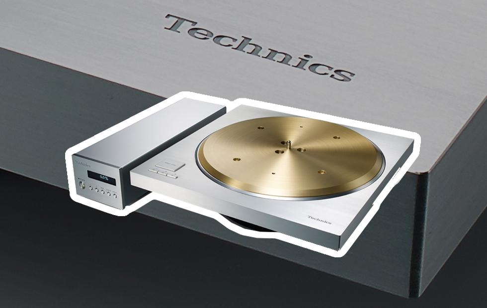 This Technics SP-10R turntable just set a new standard for sound
