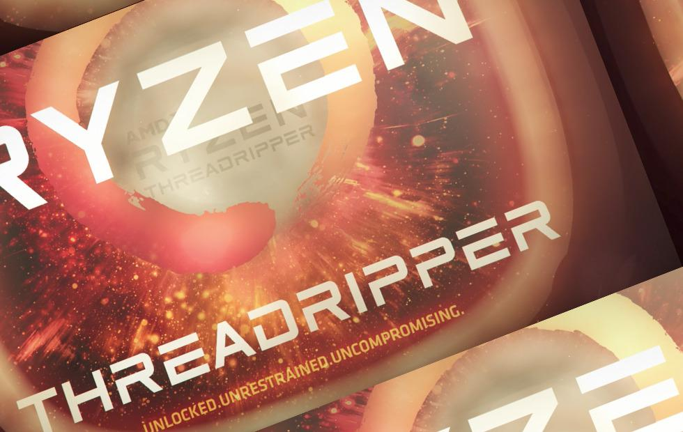 AMD Threadripper 1950X Review Round-up : Gigantic and not for you