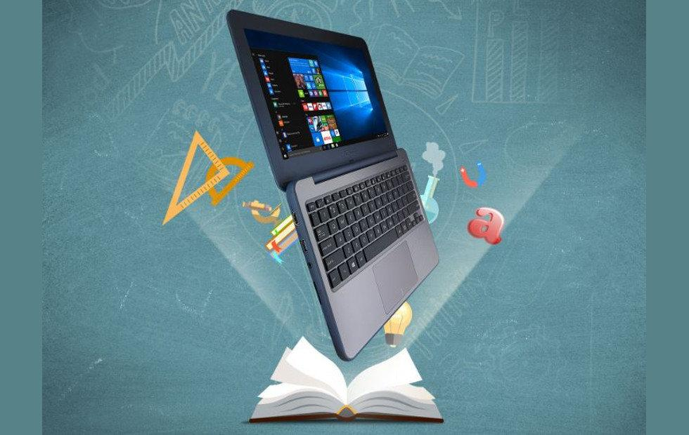 ASUS VivoBook W202 laptop joins the Windows 10 S stable