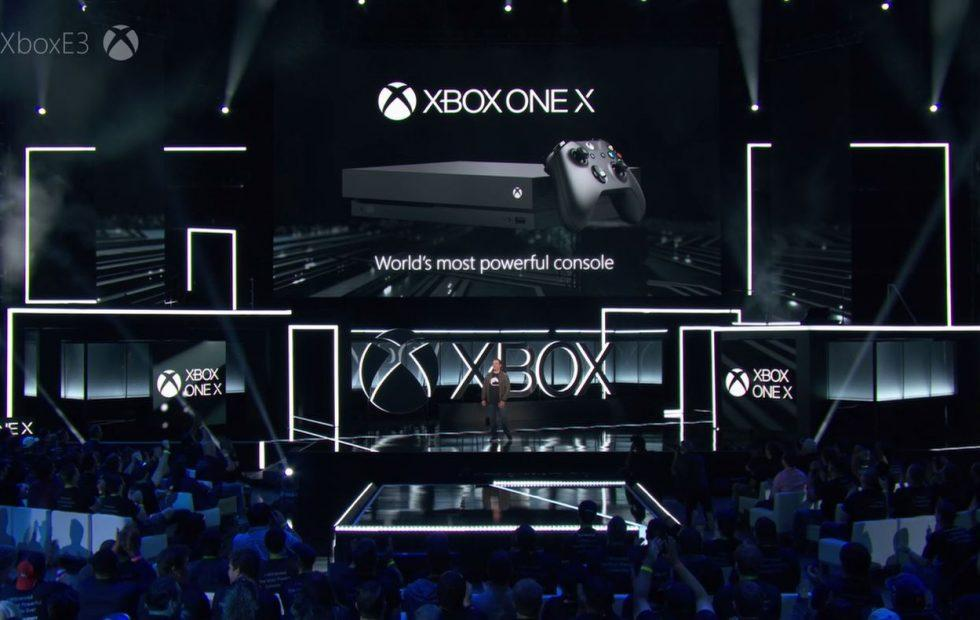 Xbox One X pre-order date: This is when Microsoft will spill all