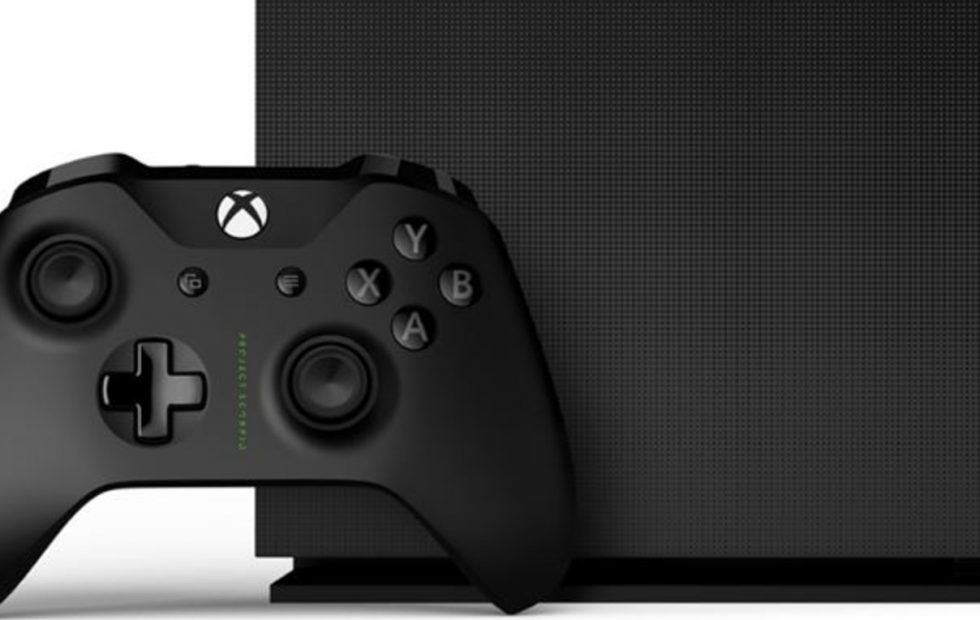 Xbox One X Project Scorpio Edition back in stock (for now)