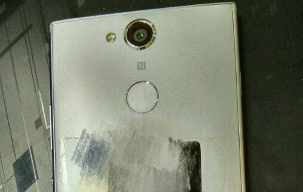 Xperia XZ1, XZ Compact photos reveal rear fingerprint sensor