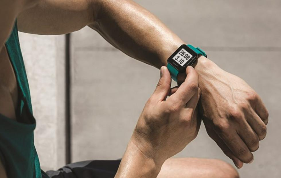 Garmin Forerunner 30 running watch comes with heart rate sensor