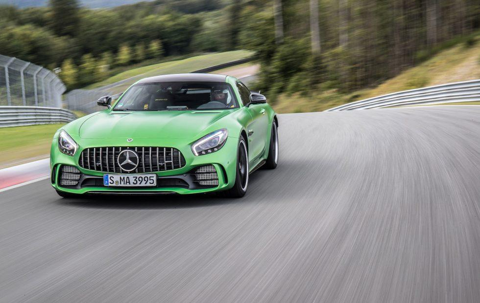 2018 Mercedes-AMG GT First Drive: Porsche's nightmare