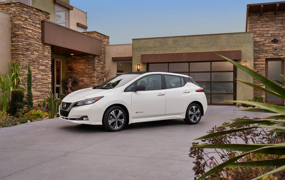 2018 Nissan Leaf revealed: 150 miles range, and we've driven it