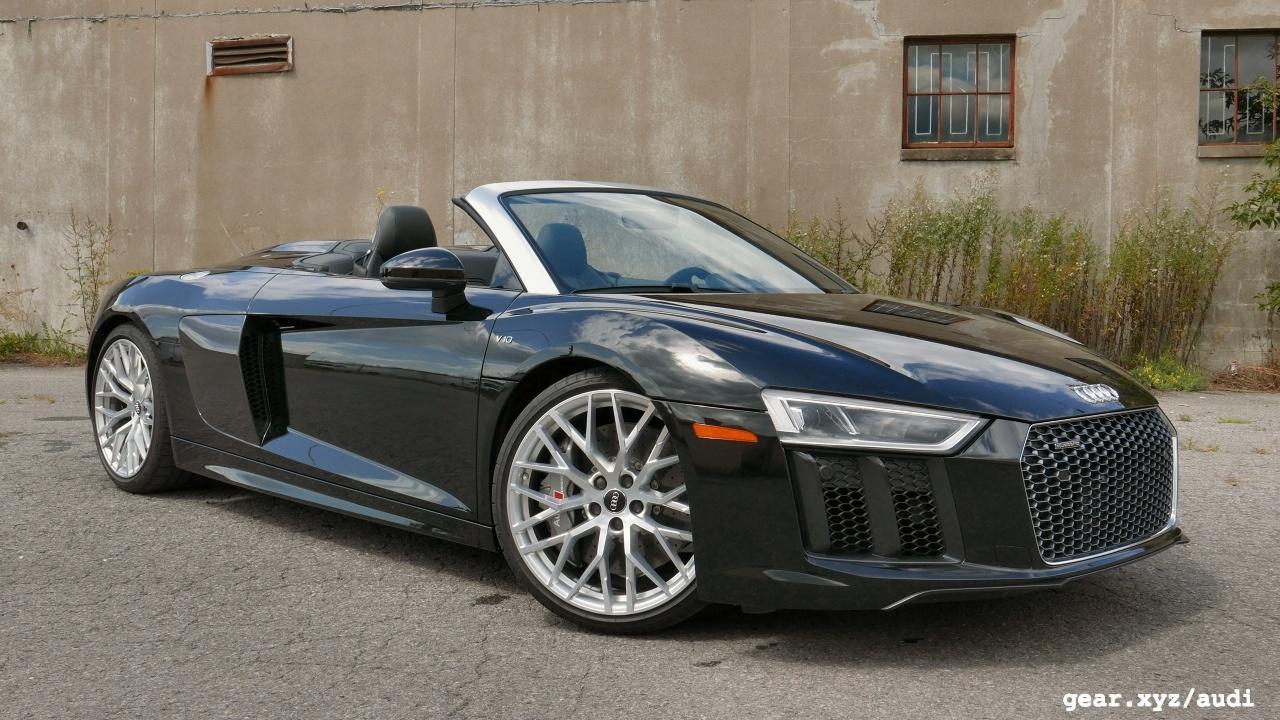 Kelebihan Kekurangan Audi R8 2017 Review