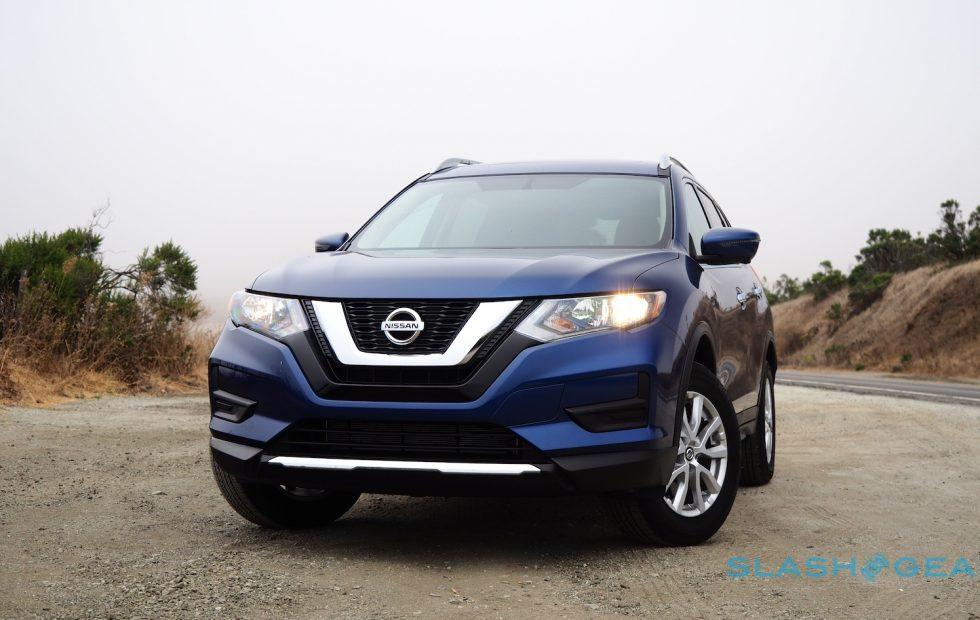 2017 Nissan Rogue SV Hybrid Review